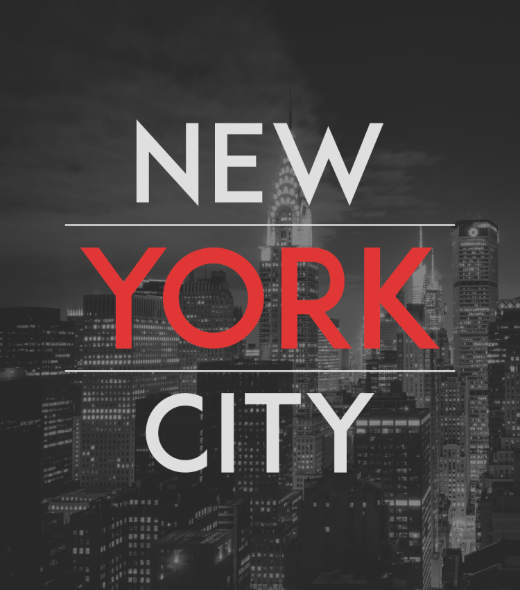 New york free font download