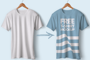 Free-t-shirt-mockup-download