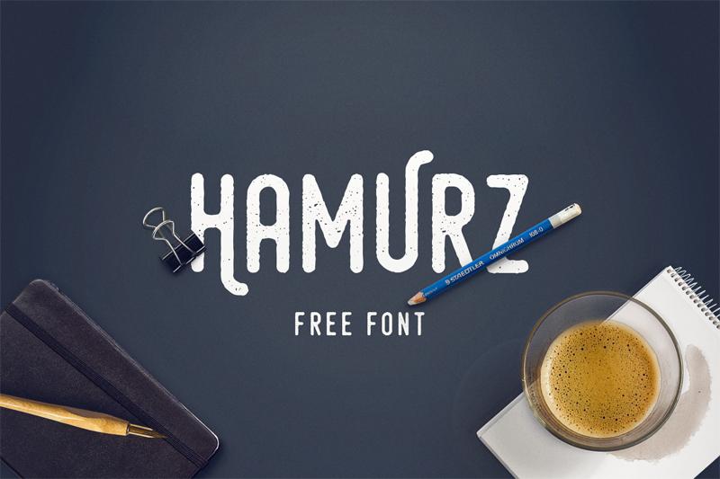 hamurz-free-typeface