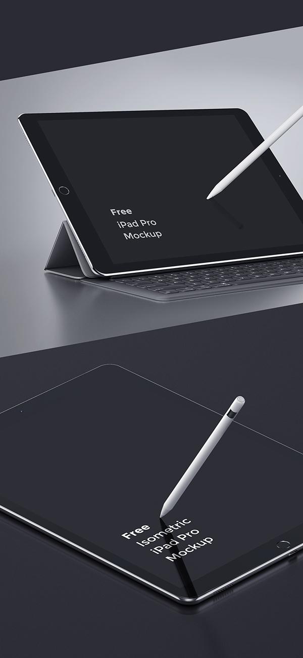 iPad Pro MockUp