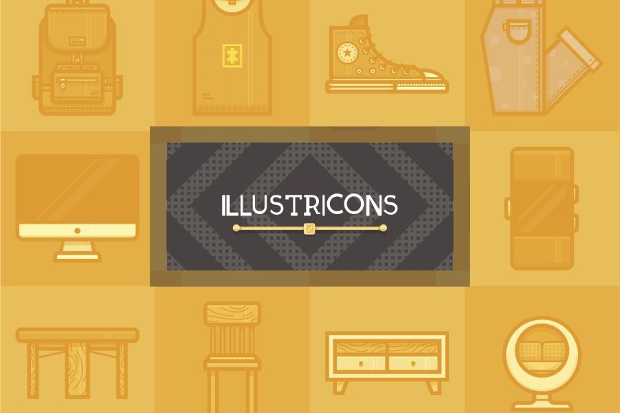 Illustricons-free-icons
