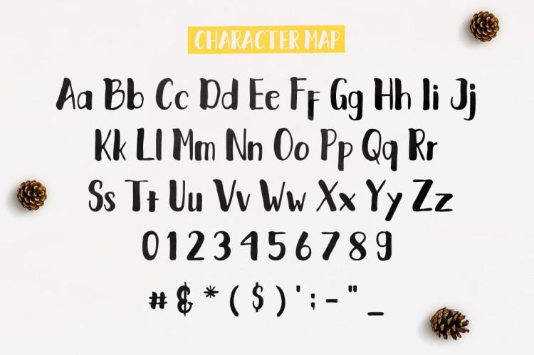 Fantai free Font