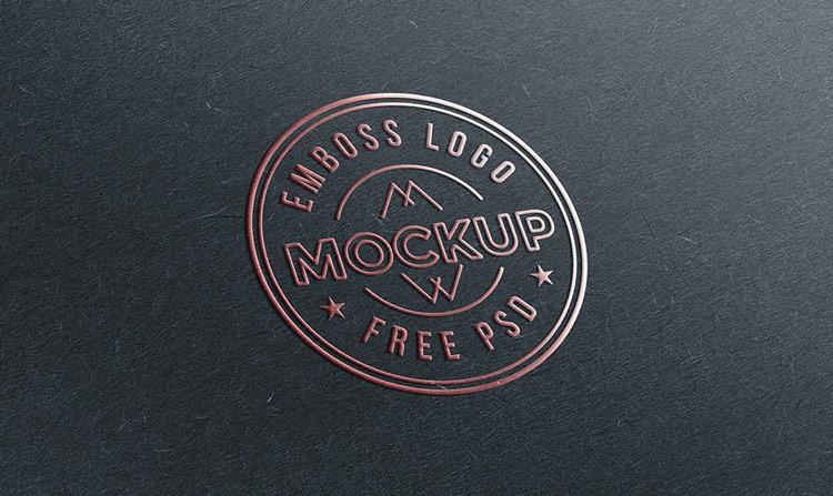 40 free psd logo mockup templates 2017 pixlov