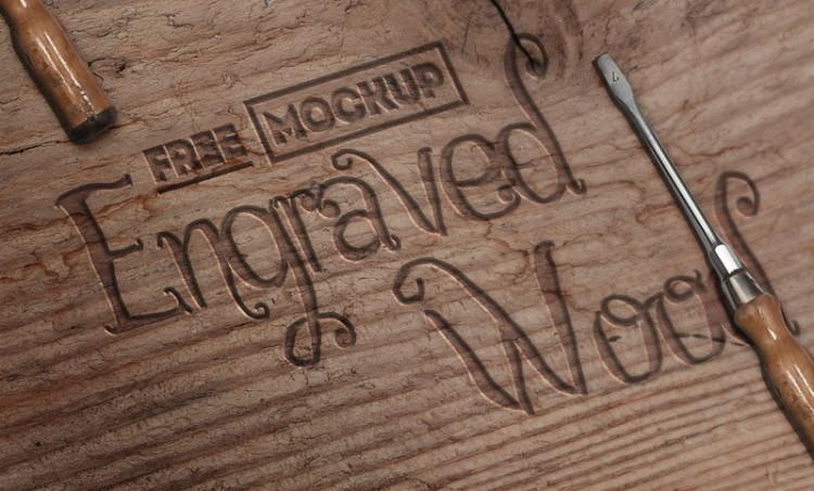 engraved-wood-mockup-free-psd