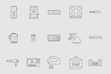 25-free-vector-consumer-electronics-icons1