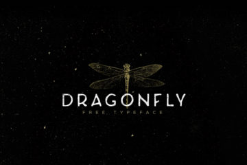 Dragonfly-free-Typeface