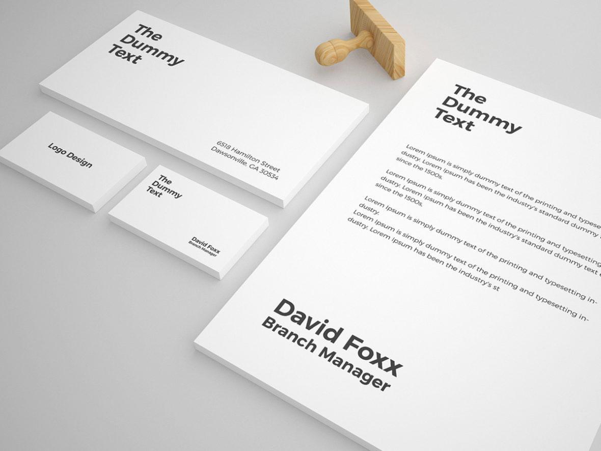 free stationery templates