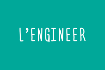 L'Engineer Free Font