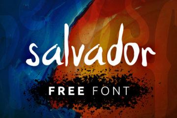 Salvador Free Font