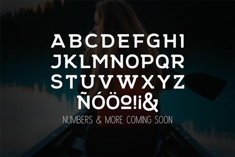 Northwest-Free-Typeface