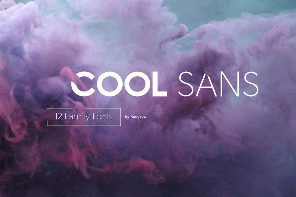 Cool Sans Family Free Download