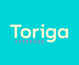 Toriga Free Typeface